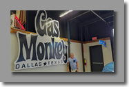 Garage GasMonkey in Dallas