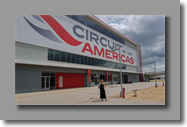 Circuit of the Americanas in Austin, hier wordt de Formule 1 ook gereden