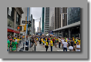 Braziliaans festival in New York